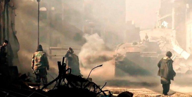 Террористы в Сирии расстреляли из миномётов Дейр эз-Зор