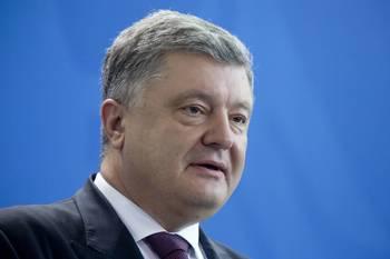 Порошенко сообщил, что на Украине будет создана морская пехота