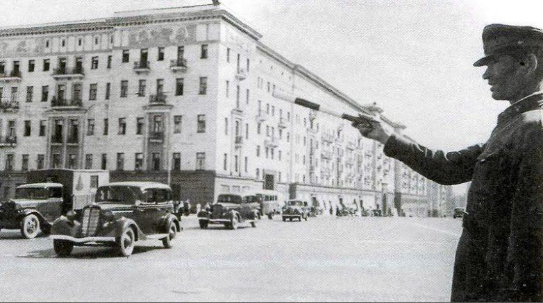 История советского ГАИ
