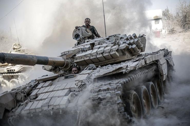 """Путин """"слил"""", а армия Сирии продолжает освобождать страну от террористов"""