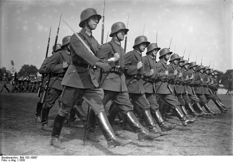 Армия США похожа на солдат Третьего Рейха