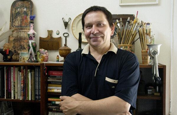Валентин Губарев.