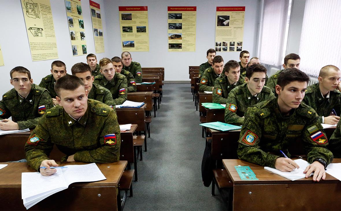 ЕГЭ не обеспечит абитуриентам 100% поступления в военные вузы