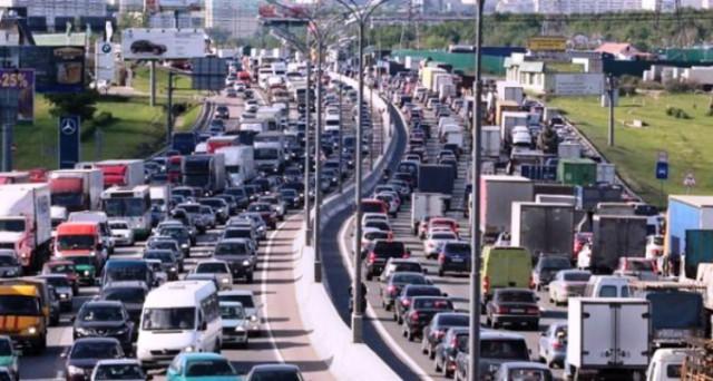 Бизнесмены предложили ввести плату за въезд в Москву