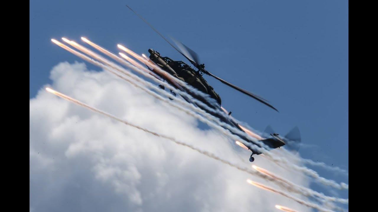 Ударные вертолеты ВКС РФ утюжат позиции ИГИЛ на пути к Дейр эз-Зору