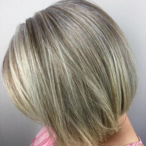 30 стильных вариантов причёсок, которые молодят женщину после 30, после 45 и после 55. часть 2