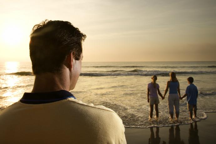Отец-козел и мать-мегера. Почему страдают дети разведенных родителей