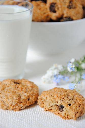 Овсяное печенье более 100 рецептов с фото  рецепты с