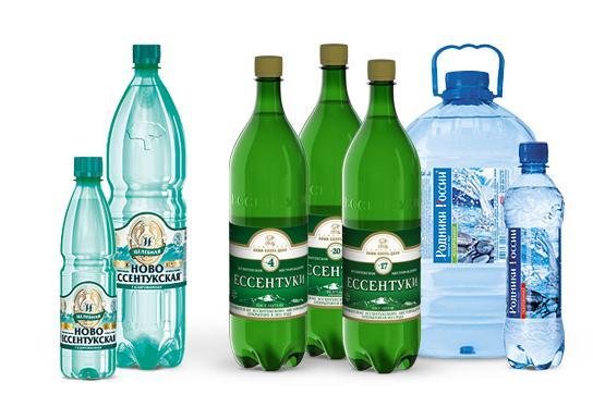 Лечение бутылочными минеральными водами