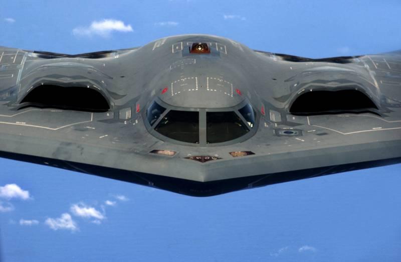 The Nationnal Interest: почему Россия, Китай и Северная Корея должны бояться американского бомбардировщика B-21