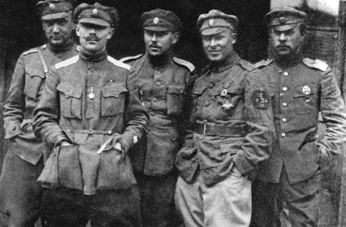 6 самых шокирующих фактов о Белой армии