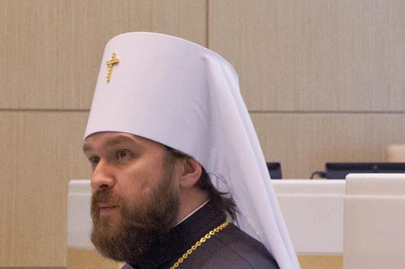 Митрополит Иларион оценил идею введения смертной казни в России