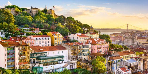 Куда поехать в апреле: Лиссабон, Португалия