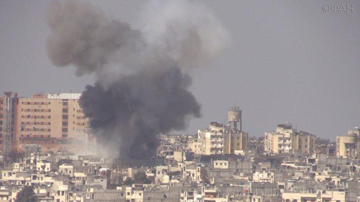 Новости Сирии. Сегодня 7 июля 2018