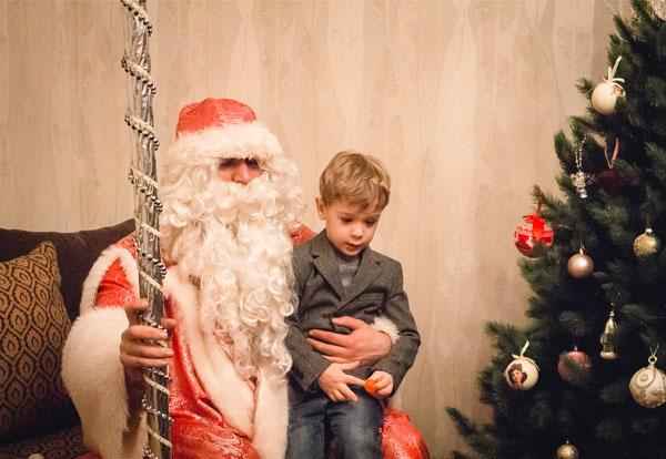 Завещание Деда Мороза (не юм…