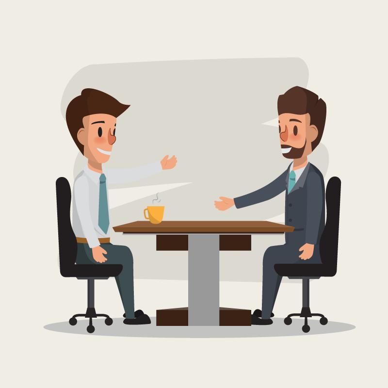 Анекдот о собеседовании менеджера в маленькой фирме