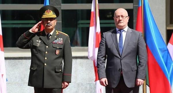 Грузия иАзербайджан будут быстрее развивать военное сотрудничество