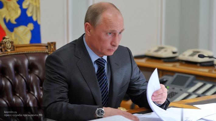 Владимир Путин поручил правительству ограничить рост тарифов на электроэнергию