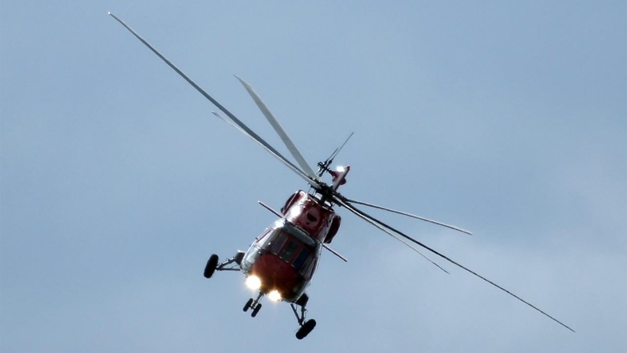 Состоялся первый полет военно-транспортного Ми-38