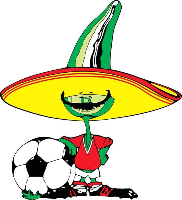 Футбольные талисманы