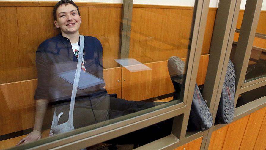 Свободу Наде Савченко! Банду…