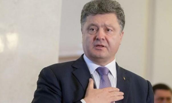 «Приехали»: разъяренные АТОшники окружили дом семьи Порошенко