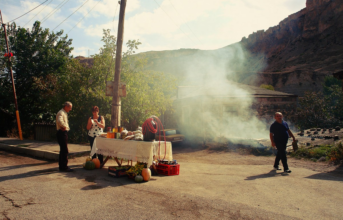 Areni11 Фестиваль вина в армянском Арени