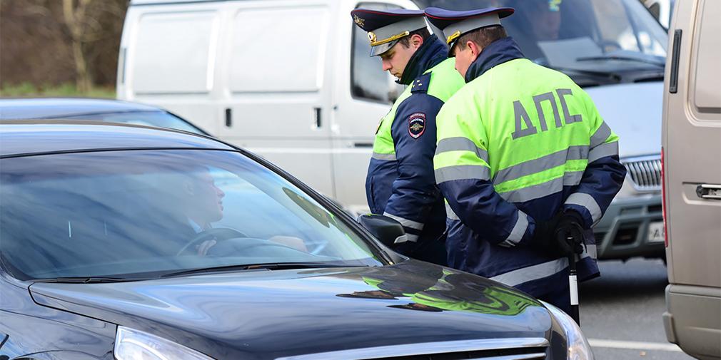 Водителей запретили арестовывать за отказ предоставлять машину полиции