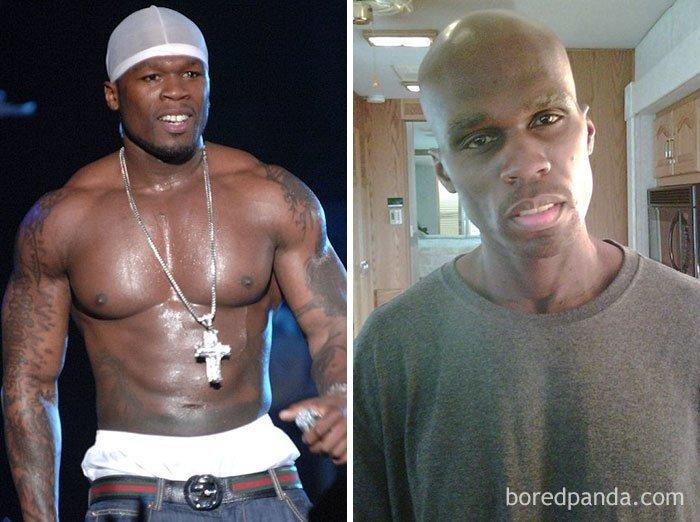 """50 Cent, """"Разные вещи"""" актеры, до и после, интересное, кино, подборка, роли, роли актёров, фильмы"""