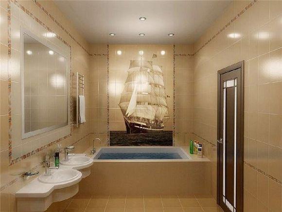 Интерьер ванной 6 кв м