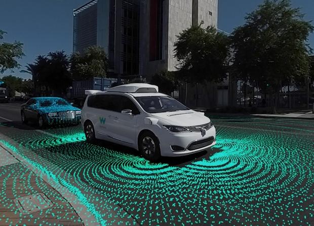 Беспилотным автомобилям Waymo разрешили ездить по Калифорнии без водителя