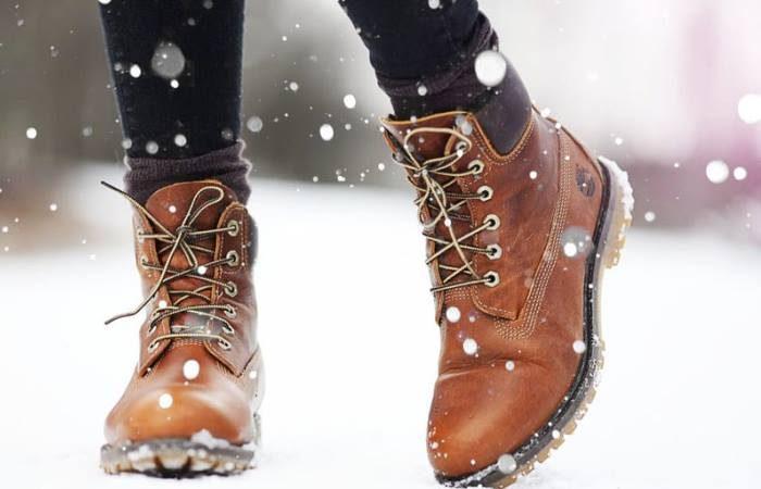 Советы, которые помогут защитить обувь зимой