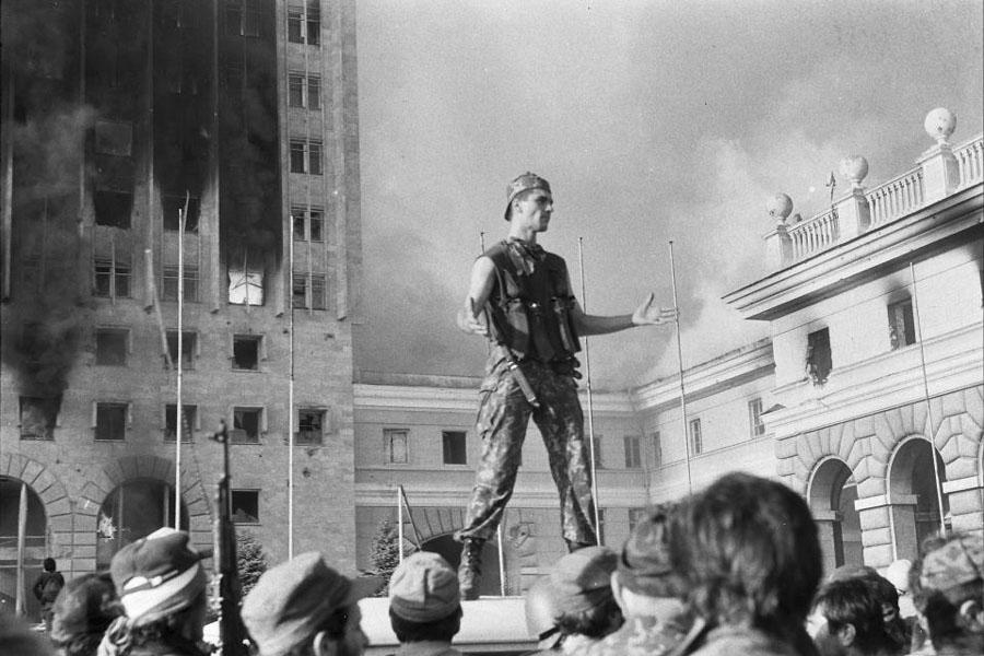 25 лет независимой Абхазии