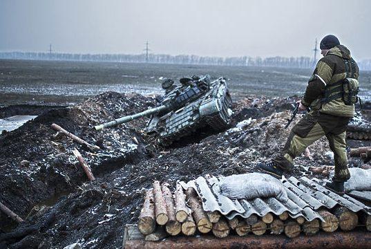 Вооруженные Силы Украины заявили о «внезапном» захвате крупных территорий Донбасса