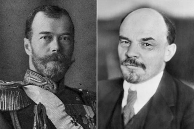 Если канонизировали Николая II, почему не канонизировать Ленина?