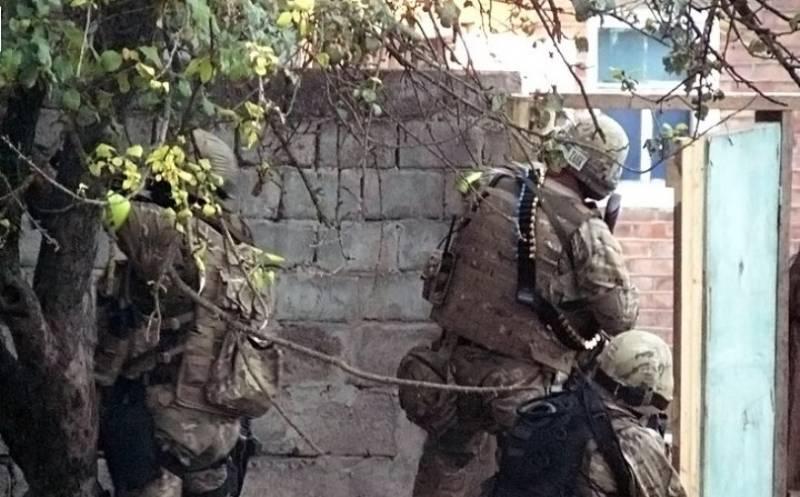 В Нальчике ликвидирован боевик экстремисткой группировки