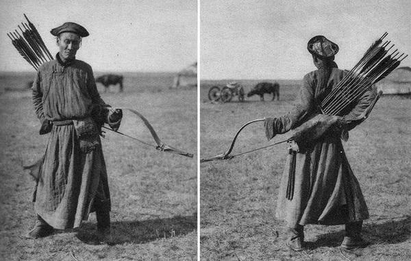 Монгольский лук: оружие, кот…