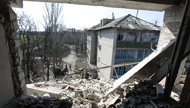 Украина не планирует силой возвращать Донецк и Луганск