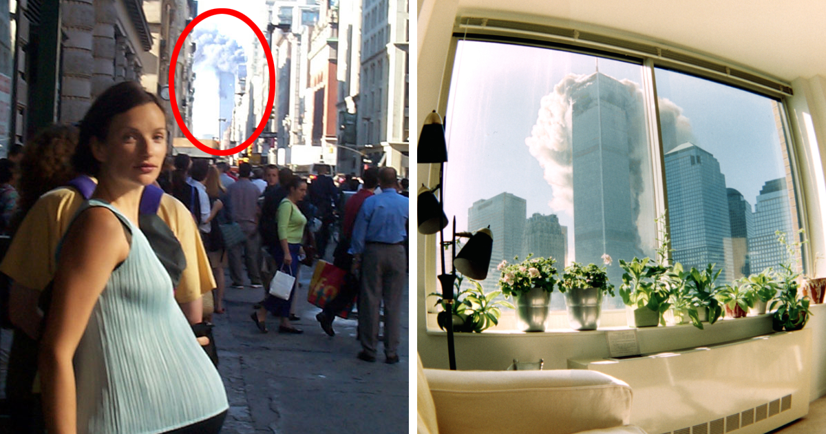 10+ Rare Photos Of 9/11 You Probably Haven't Seen Before