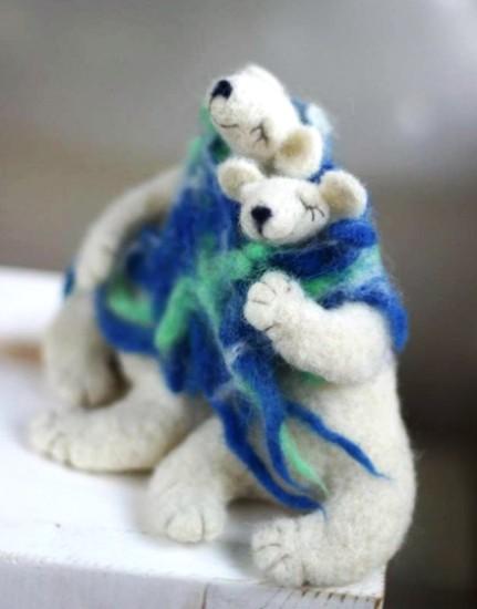 С любовью и от всего сердца —  очаровательные игрушки,, сделанные своими руками