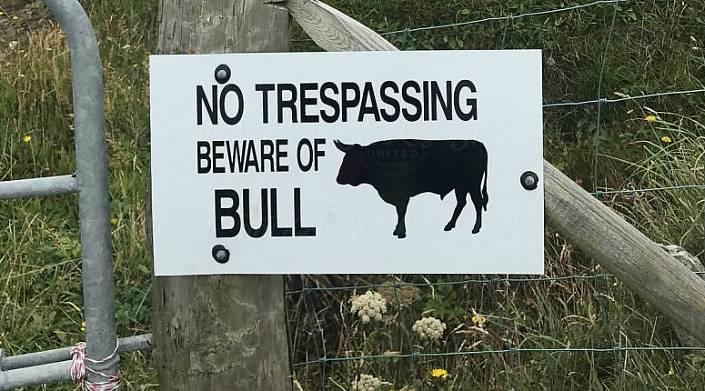 Анекдот о том, что некоторые правила распространяются на всех