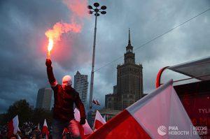 Польский министр считает марш ультраправых «прекрасным»
