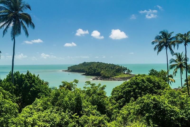 Французская Гайана - 199 тысяч туристов в год дальние острова, куда поехать, нехоженые тропы, познавательно, путешествия, статистика, туризм, туристы