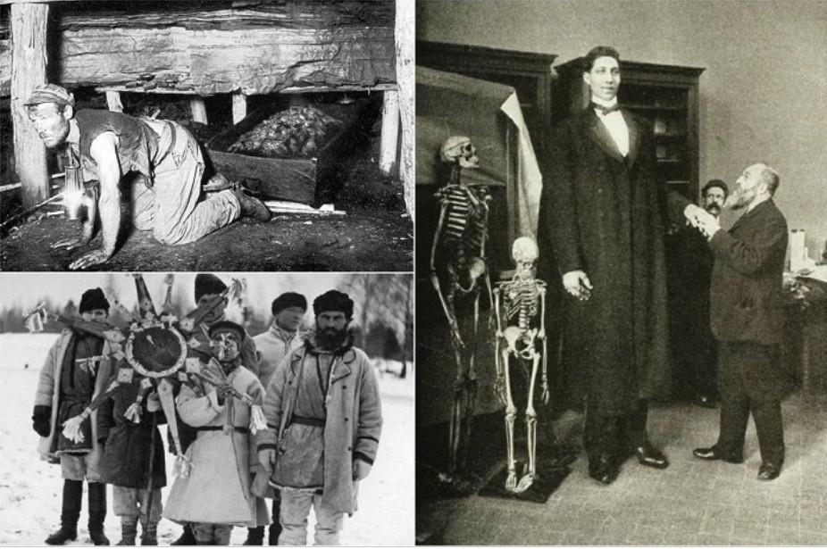 Россия сто лет назад
