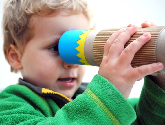 Как сделать калейдоскоп из нашего детства своими руками (мастер-класс)