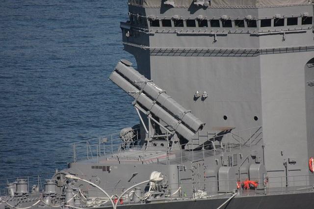Японский флот испытал сверхзвуковую противокорабельную ракету