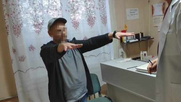 В Севастополе задержан «нарк…