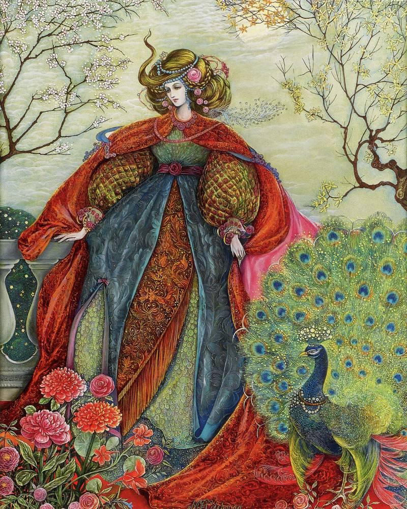 Волшебные иллюстрации британской художницы Памелы Коулборн (Pamela Colebourn)!