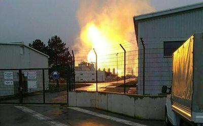 Взрыв вАвстрии оставил без газа Италию, Венгрию иСловению