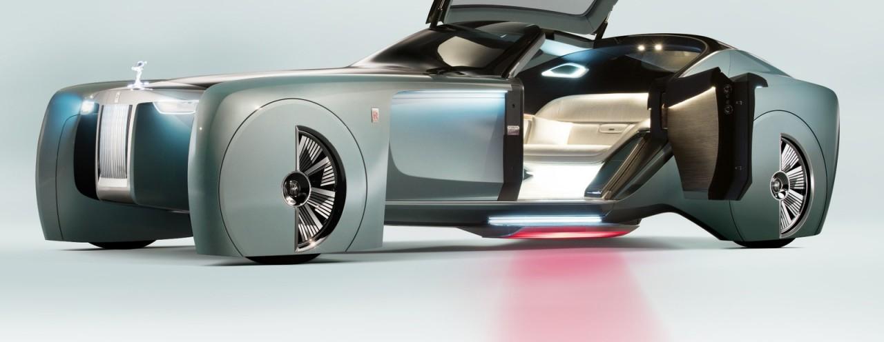 """Rolls-Royce показал всему миру  """"СВЯТИЛИЩЕ РОСКОШИ"""""""